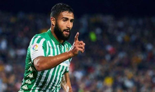 Nabil Fekir sous le maillot du Betis