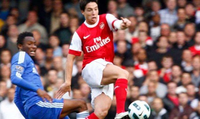 Nasri bientôt récompensé pour ses performances avec Arsenal