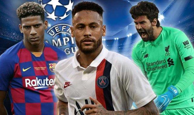 Neymar, Alisson Becker et Jean-Clair Todibo ont été très bons lors de cette sixième journée de C1