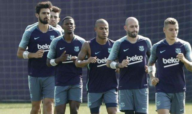 Plusieurs remplaçants du Barça sont partis cet été
