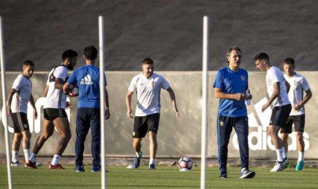 Prandelli a dirigé sa première séance d'entraînement à Valence