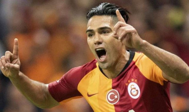 Galatasaray : où en est Radamel Falcao ?