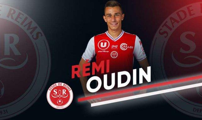 Info Fm Stade De Reims Le Point Sur Le Dossier Remi Oudin