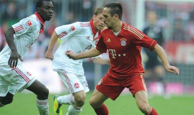 Ribéry connaît son nouveau maillot