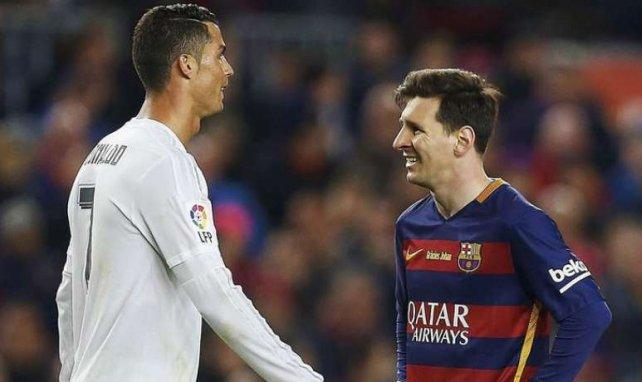 Ronaldo et Messi sont les joueurs les mieux payés au monde