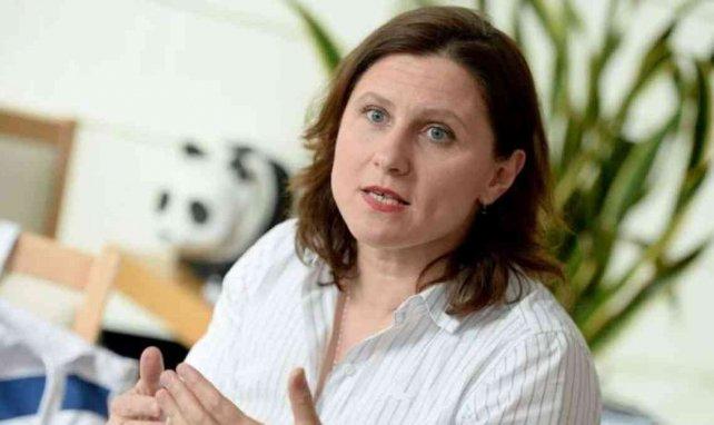 Roxana Maracineanu a expliqué les mesures prises pour lutter contre l'épidémie de cornavirus