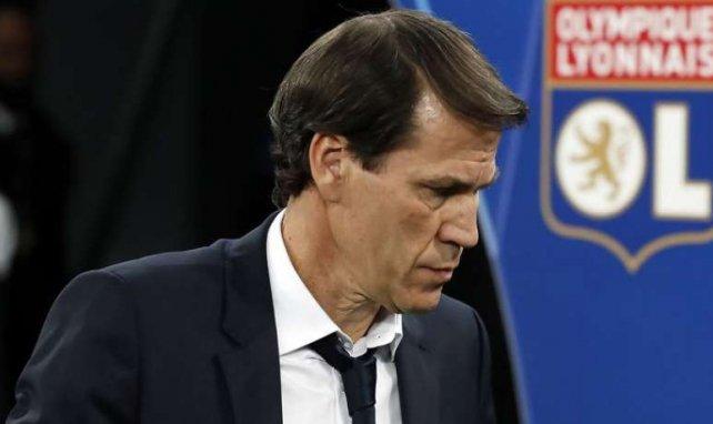 Rudi Garcia attend un réveil de l'Olympique Lyonnais