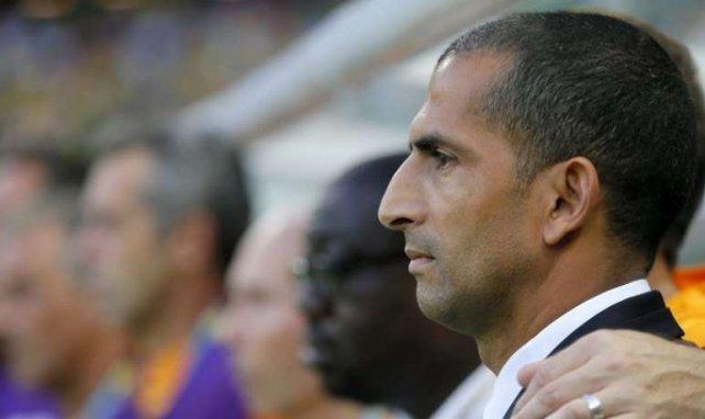 Sabri Lamouchi a été nommé coach de Rennes