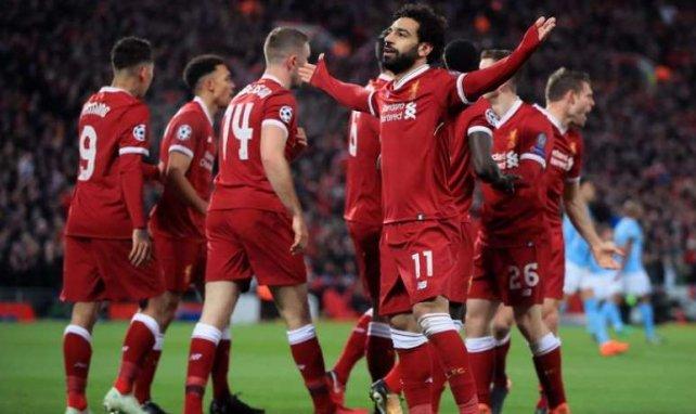 Salah et Liverpool ont puni Manchester City