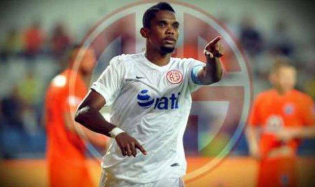 Samuel Eto'o veut quitter Antalyaspor