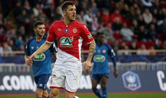 Monaco : une porte de sortie pour Stevan Jovetic