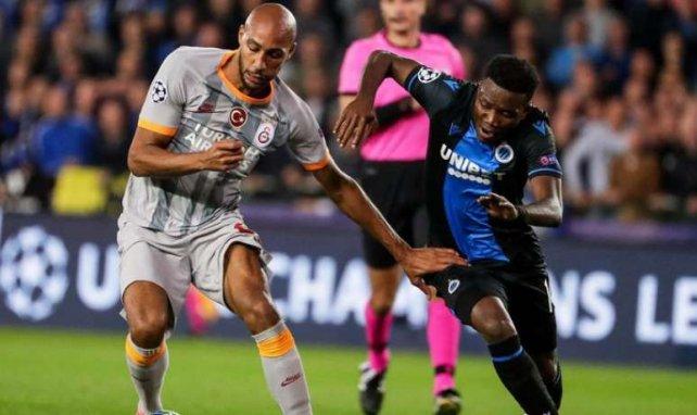 Steven Nzonzi quitte Galatasaray pour rejoindre le Stade Rennais