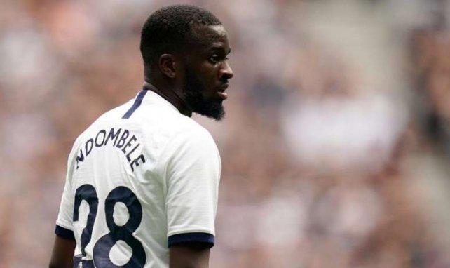 Tanguy Ndombele en Premier League sous les couleurs de Tottenham