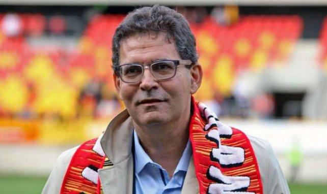 Thierry Gomez veut pérenniser le club en Ligue 2