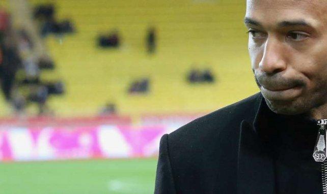 Thierry Henry est très inquiet