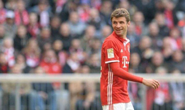 Thomas Müller revient dans ce classement