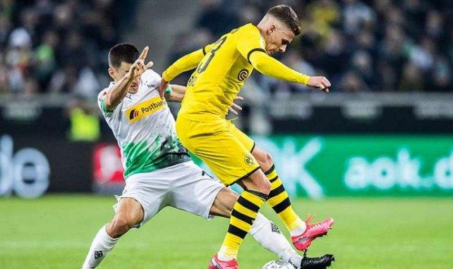 Thorgan Hazard a joué un mauvais tour face à son ancien club avec le Borussia Dortmund