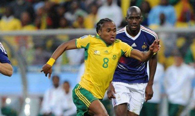 Tshabalala, l'un des bourreaux des Bleus, est pisté par le PSG