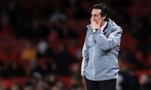 Unai Emery limogé par Arsenal