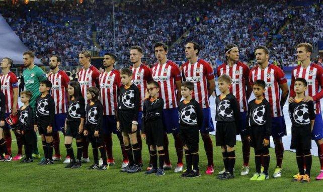Une bonne nouvelle pour les finances de l'Atletico Madrid