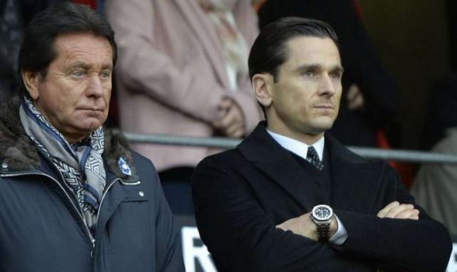Waldemar Kita et son fils Franck vont s'activer pour renforcer le FC Nantes