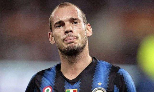 Wesley Sneijder a la cote auprès de Chelsea
