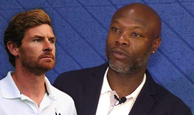 William Gallas et André Villas-Boas se sont cotoyés à Tottenham