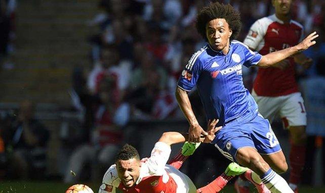 Willian a été proposé au PSG et au Bayern