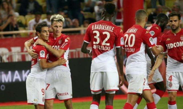 Wissam Ben Yedder et l'AS Monaco ont fait le travail contre Brest !