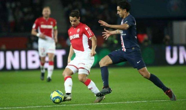 Wissam Ben Yedder et Monaco ont posé bien des soucis au PSG
