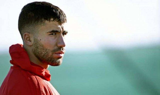 Yassin Fekir a quitté l'OL cet été 2019