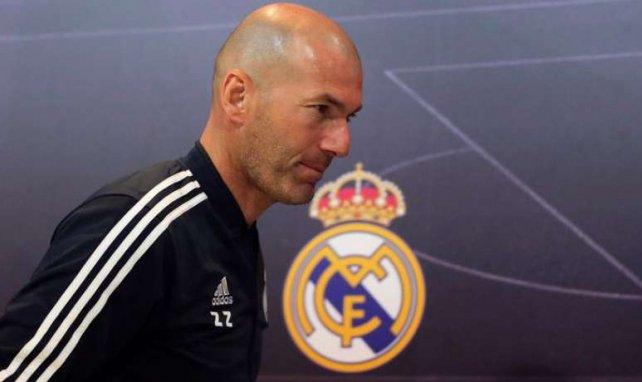 Real Madrid : les critiques pleuvent sur Zinedine Zidane