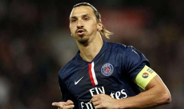 Zlatan Ibrahimovic dispose d'un très confortable salaire au PSG
