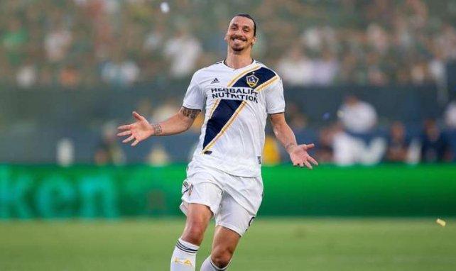 Zlatan Ibrahimovic, encore très performant avec Los Angeles Galaxy, compte continuer à jouer encore longtemps !