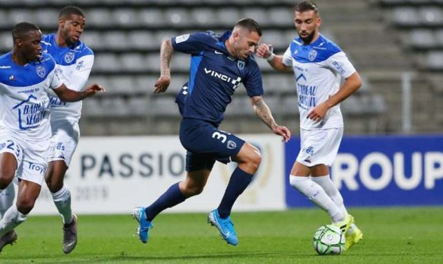 Paris FC : Jérémy Ménez quitte le club