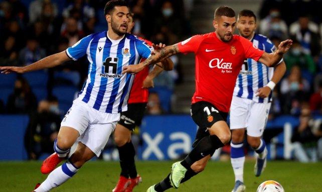 Liga : la Real Sociedad assure l'essentiel contre Majorque, le Real et l'Atlético sous pression