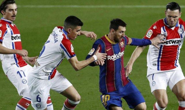 Lionel Messi en forme avant le choc face au PSG