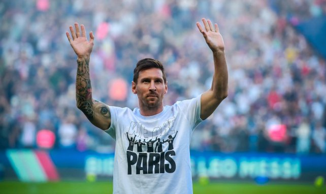 PSG : Lionel Messi a trouvé sa maison