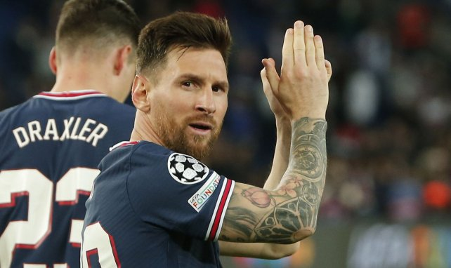 PSG - RB Leipzig : la soirée paradoxale de Leo Messi