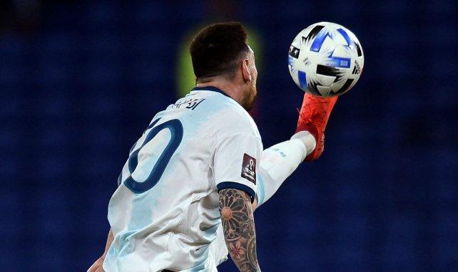 Argentine : Lionel Messi n'a pas l'intention de prendre sa retraite internationale