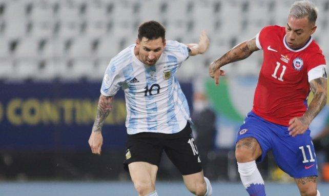 Copa América : l'Argentine accrochée par le Chili, le Paraguay renverse la Bolivie