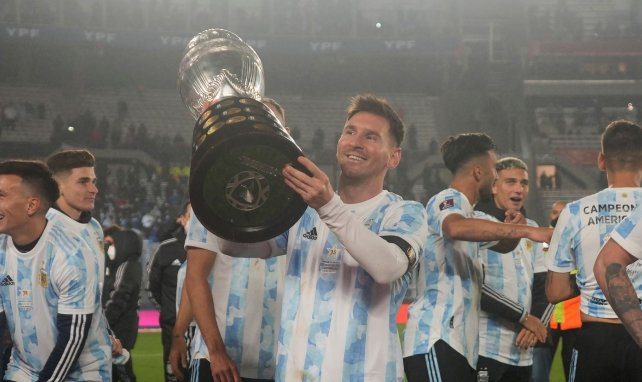 Un Italie-Argentine en juin 2022