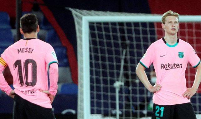FC Barcelone : les coupables pointés du doigt !