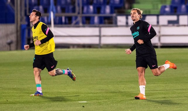 Marco van Basten compare Messi et Griezmann à des pâtissiers