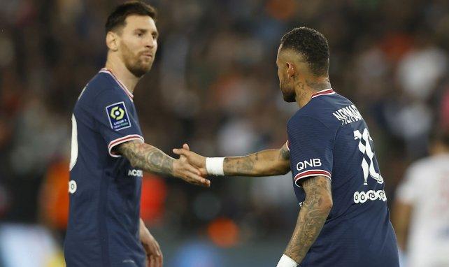 PSG : Neymar raconte ses folles ambitions communes avec Lionel Messi