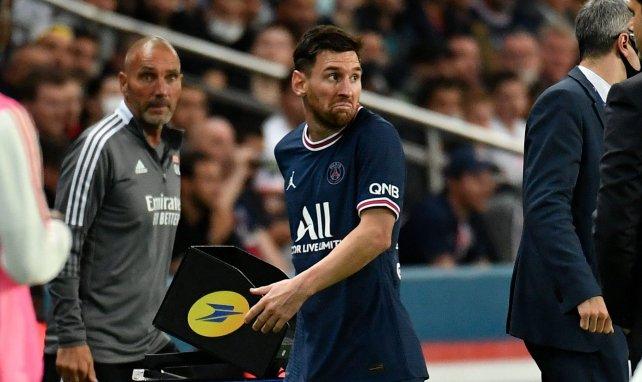 PSG : on ne remplace pas Lionel Messi comme ça...