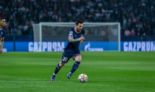 Vidéo : le premier but magnifique de Messi avec le PSG