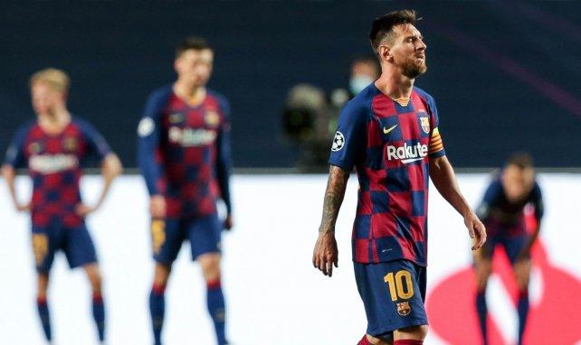 Vidéo : la soirée cauchemardesque du Barça vue par les réseaux sociaux