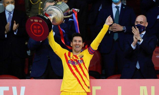 FC Barcelone : les grandes manœuvres commencent pour Lionel Messi