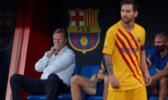 FC Barcelone : Ronald Koeman réagit aux propos de Neymar sur Lionel Messi